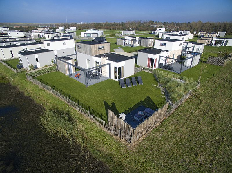 Kaart Vakantiepark Roompot Callassande In Callantsoog Bekijk De
