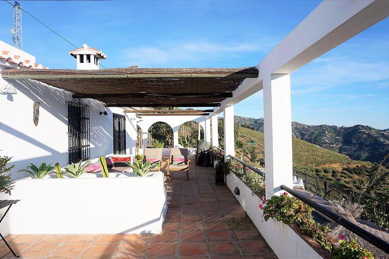 Vakantiehuis Casa Tranquilidad