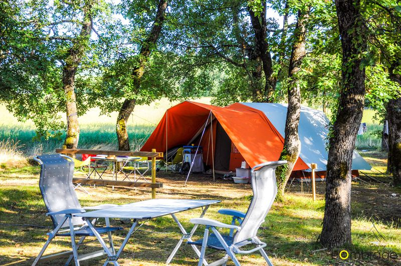 Camping L'Ombrage