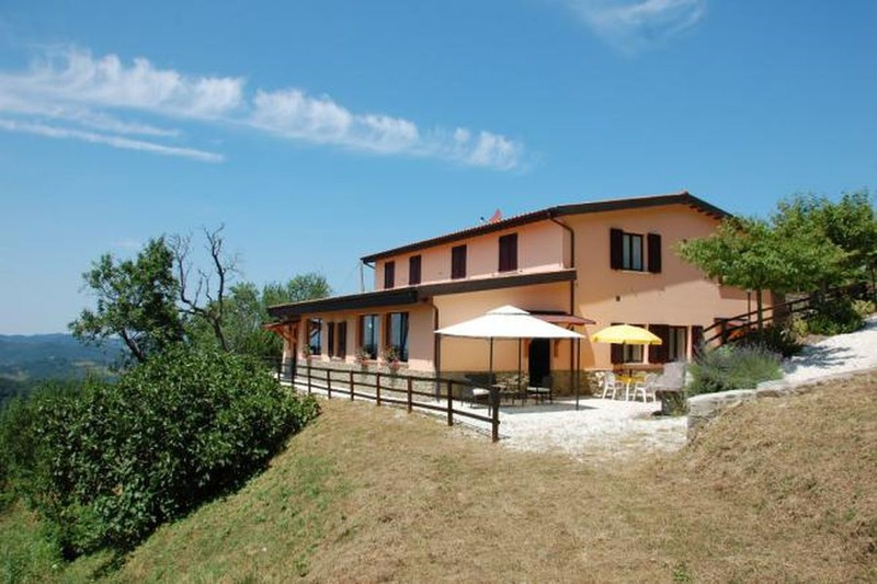 Appartement Country House Chiciabocca