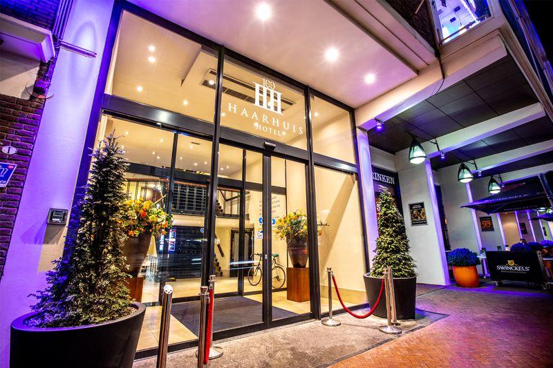 Hotel Best Western Plus Haarhuis