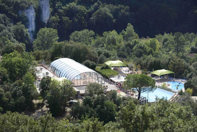 Camping Naturistencamping Domaine de la Sablière
