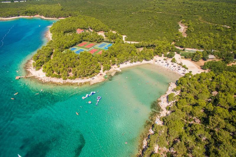 Vakantiepark Pine Beach Pakostane