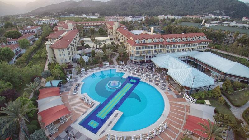 Hotel Queen's Park Le Jardin
