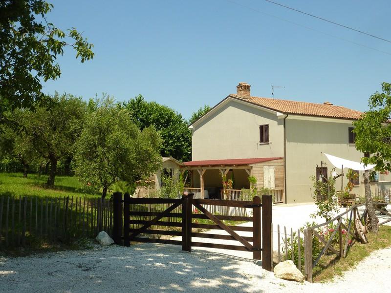 Vakantiehuis Casa Cingoli