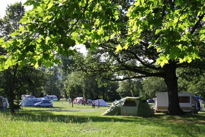 Camping Gorges de Allier