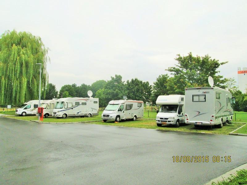 Camping Kampeerautoterrein Leiekamper