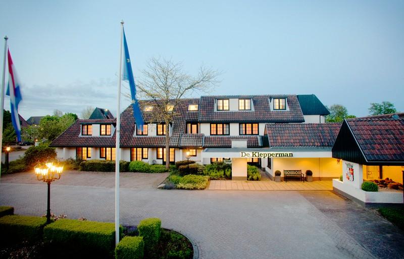 Hotel Fletcher Hotel-Restaurant De Klepperman