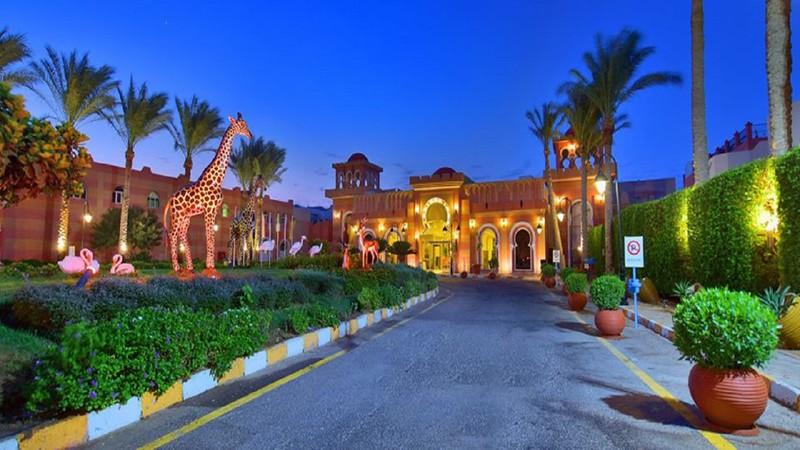Hotel Sea Beach Aqua Park Resort managed by Blue Resorts