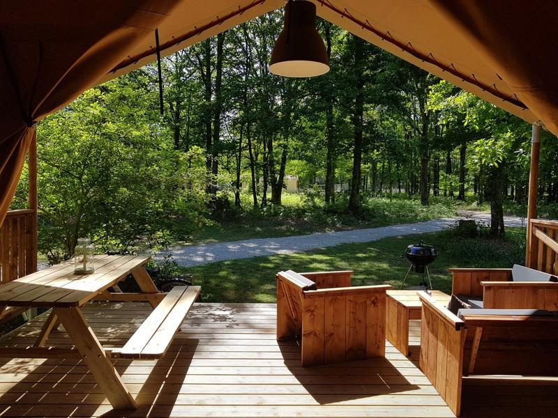 Camping Le Bois de Saint Hilaire