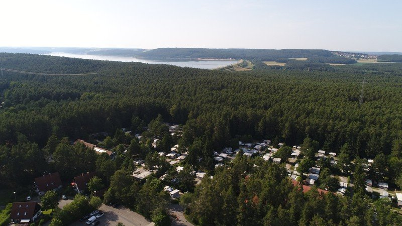 Camping Waldcamping Brombach