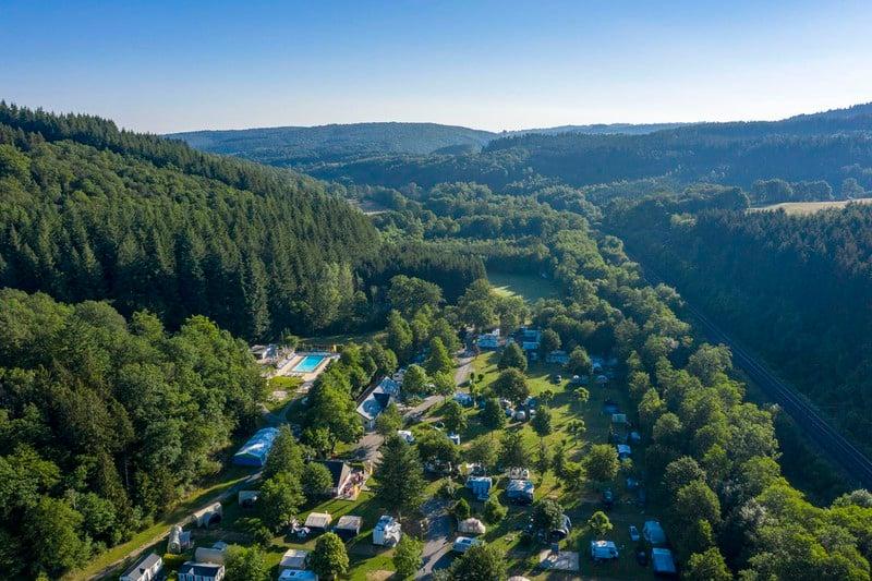 populairste kindvriendelijke campings in België
