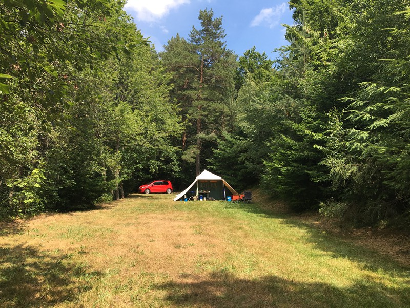 Camping Municipal des 2 Hohnack