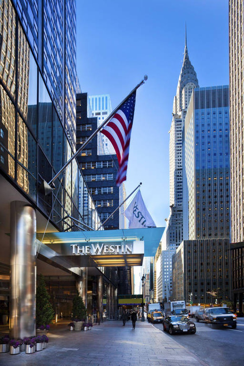 Hotel The Westin New York Grand Central In New York City