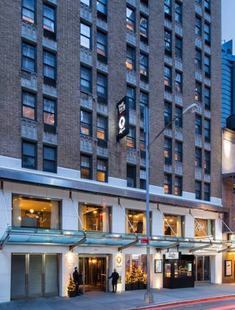 Hotel The Time In New York City, Verenigde Staten Van