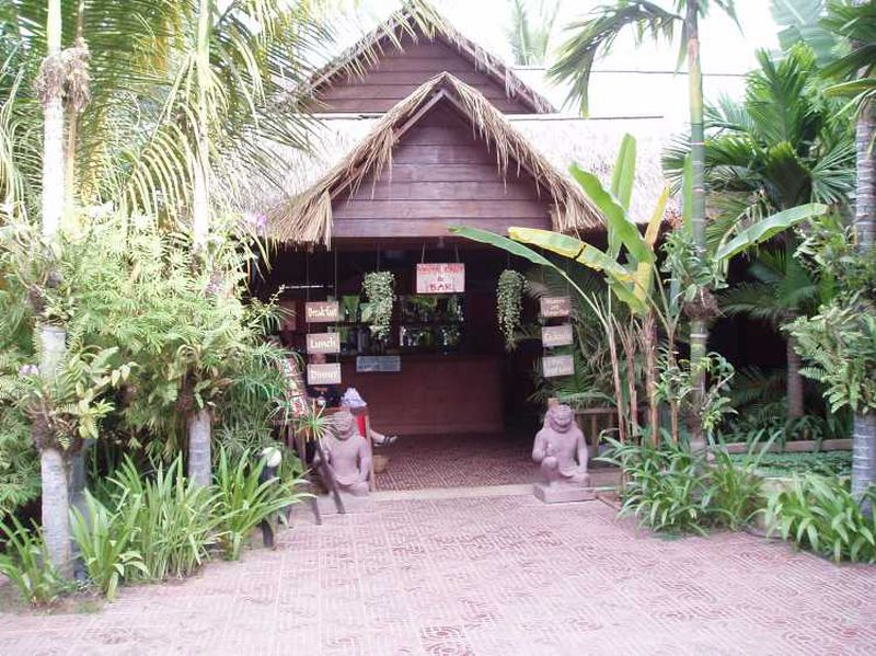 Pension Golden Temple Villa