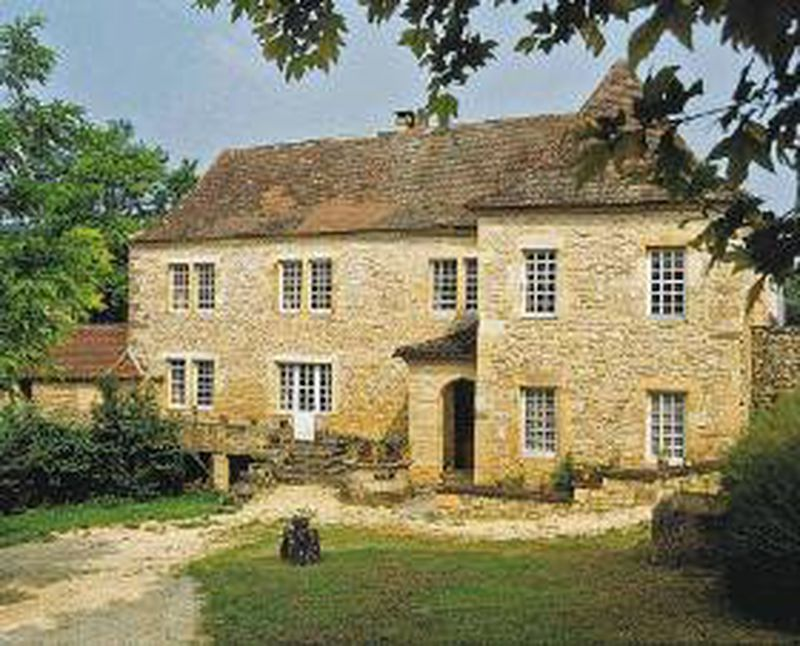Vakantiehuis Maison Crouzel