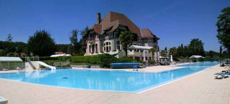 Vakantiepark Château Cazalères