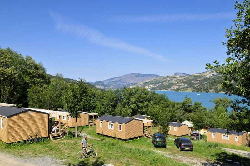 Camping Campéole du Lac Serre-Poncon