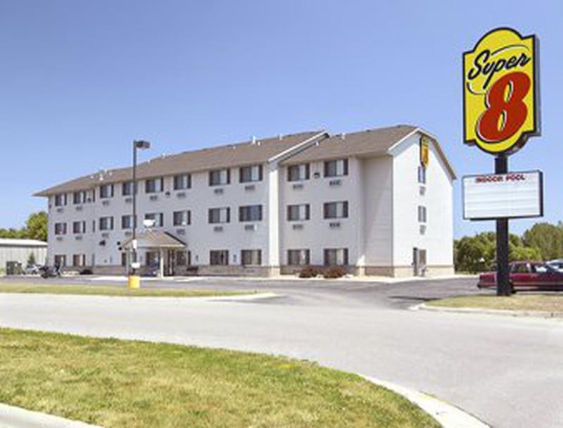 Hotel Super 8 Mason City