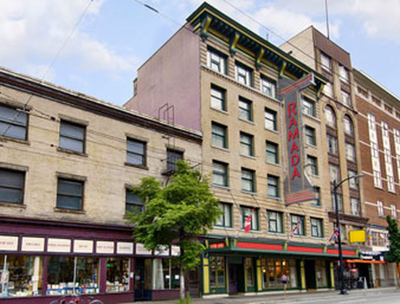Hotel Ramada Limited Downtown Vancouver