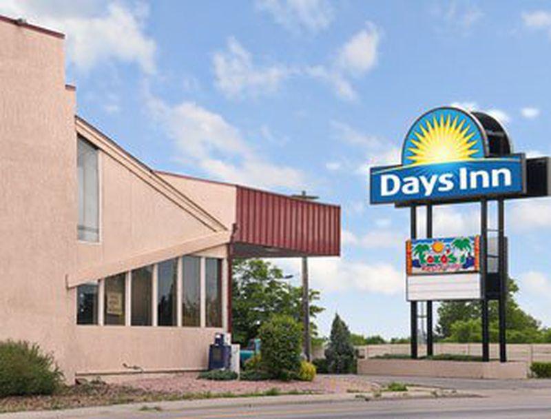 Hotel Days Inn Denver Central, CO