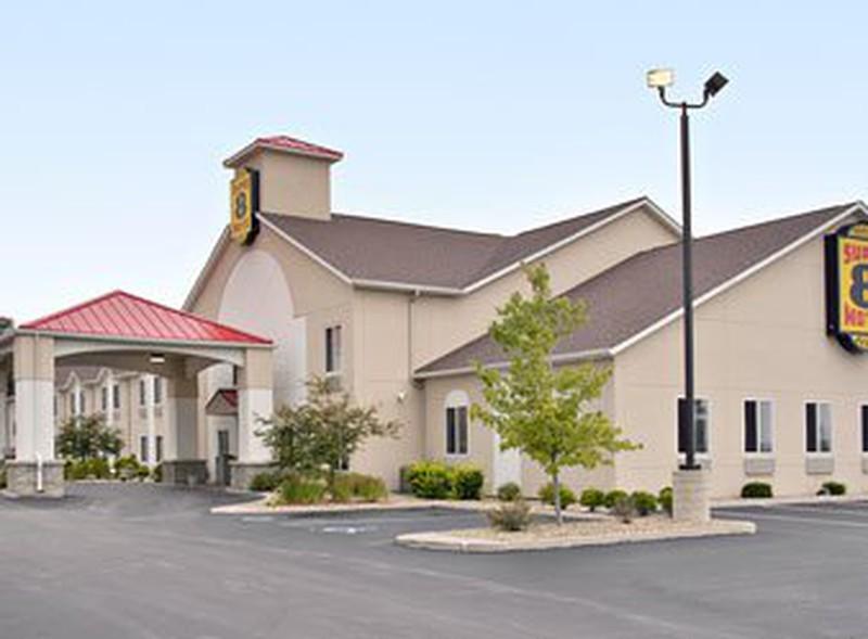 Hotel Super 8 Cloverdale, IN
