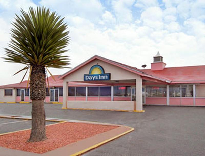 Hotel Days Inn Van Horn, TX