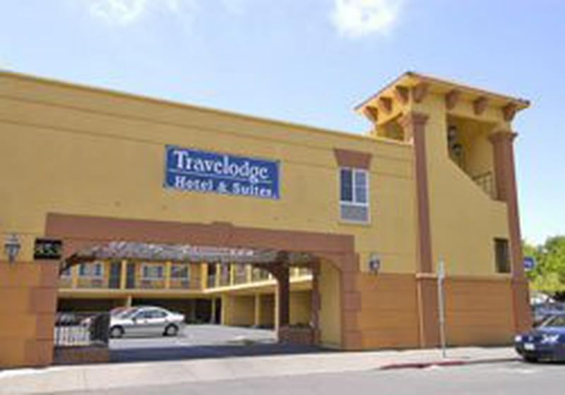 Hotel Travelodge & Suites Napa Valley, CA