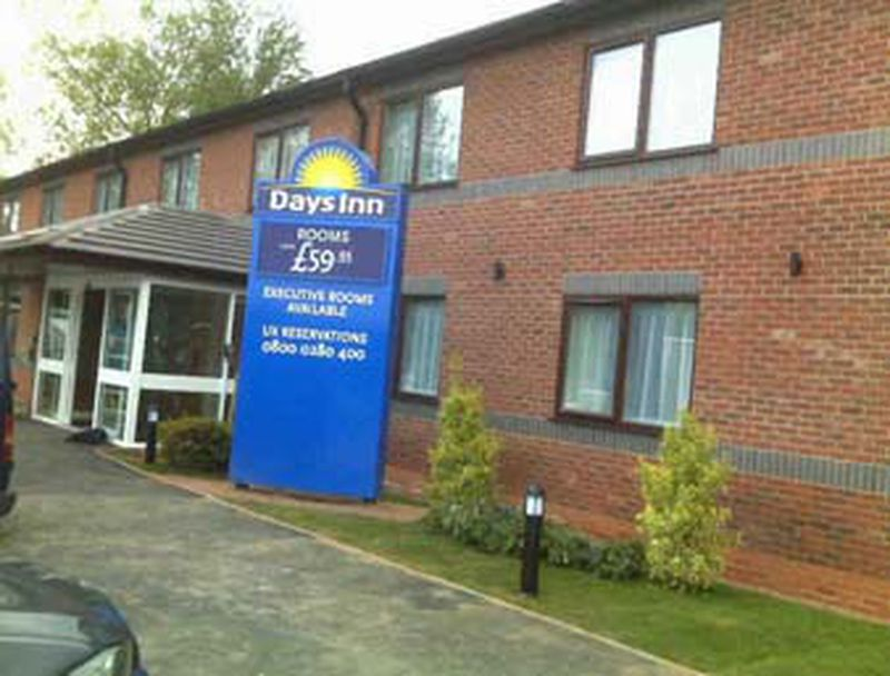 Hotel Days Inn Corley NEC M6