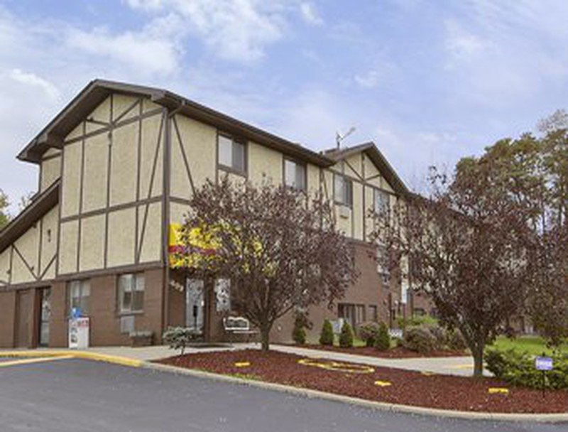 Hotel Super 8 New Castle, PA
