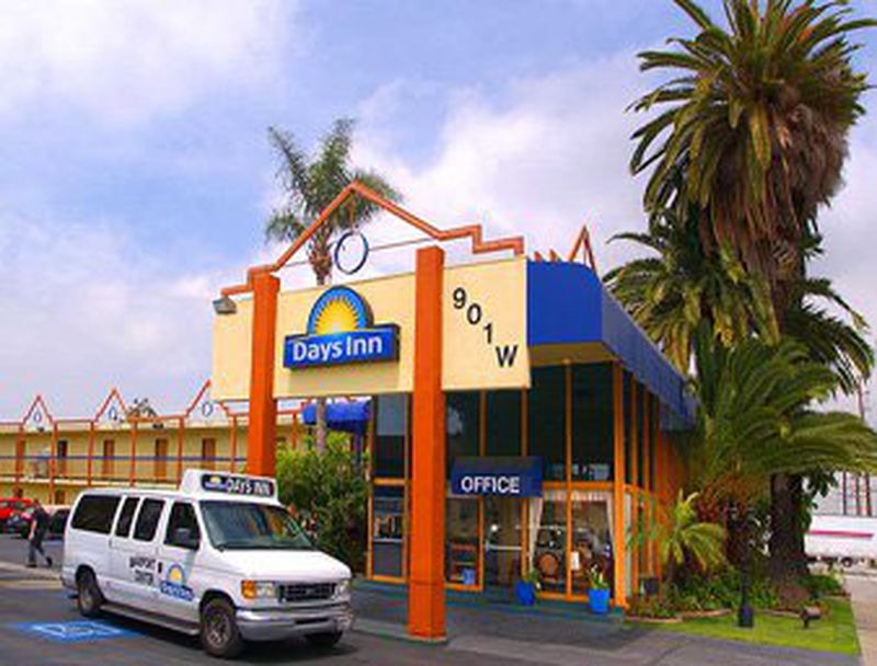 Hotel Days Inn Los Angeles LAX Airport, CA
