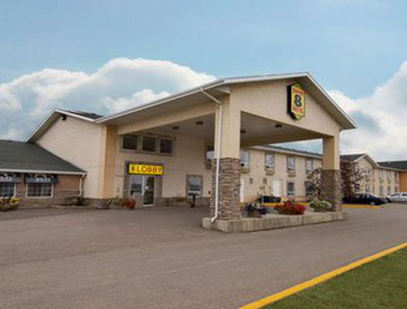 Hotel Super 8 Dawson Creek