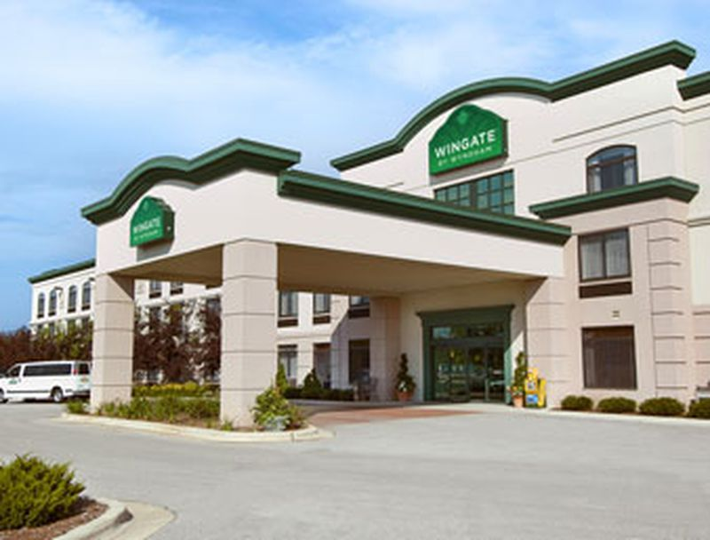 Hotel Wingate by Wyndham Green Bay Airport