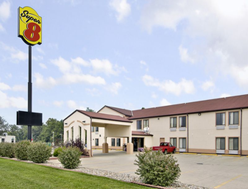 Hotel Super 8 Vincennes, IN