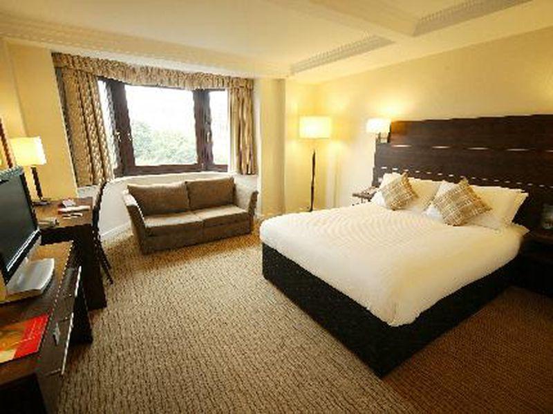 Hotel Mercure Edinburgh Princes Street