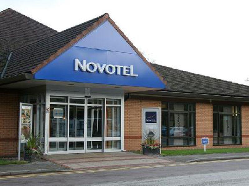 Hotel Novotel Manchester West