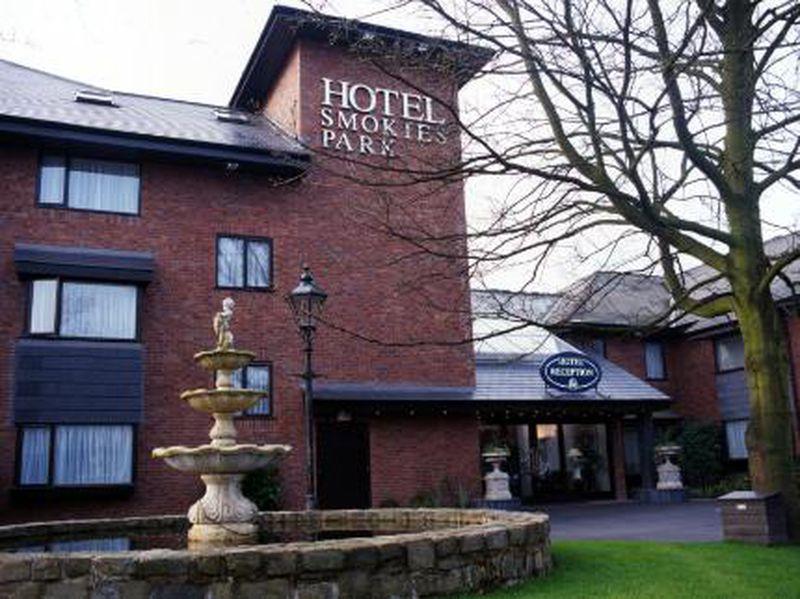Hotel Best Western Smokies Park