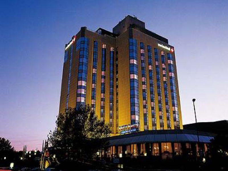 Hotel Crowne Plaza Düsseldorf / Neuss