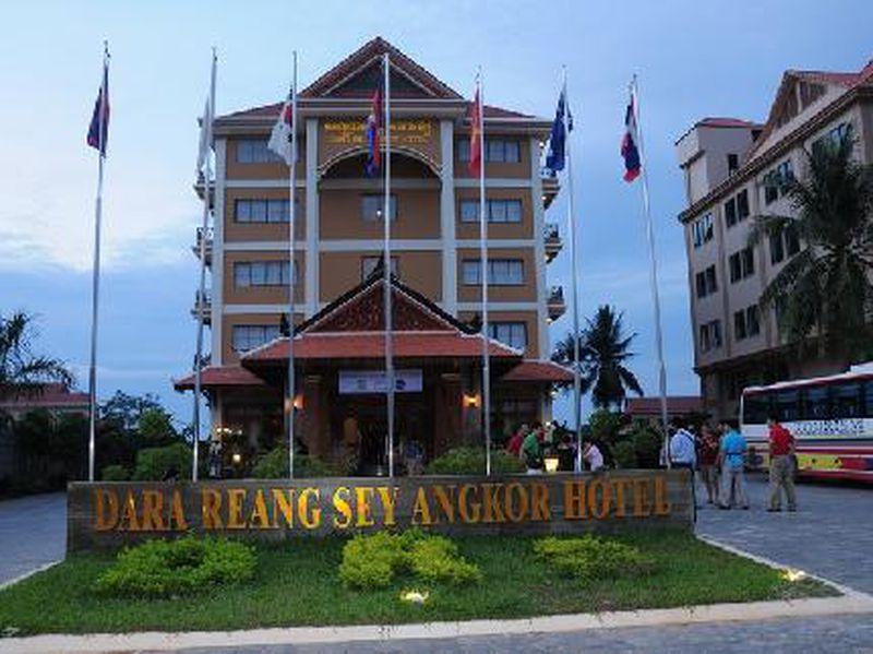 Hotel Dara Reang Sey