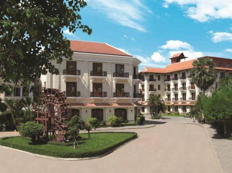Hotel Steung Siem Reap