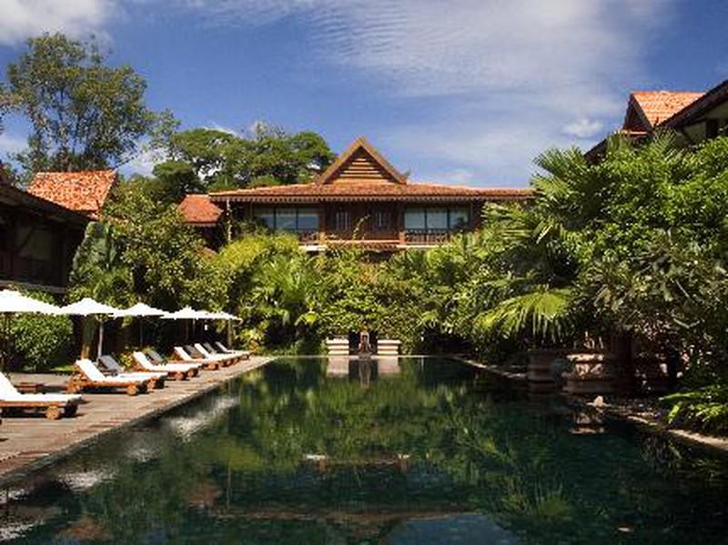 Hotel La Residence D'Angkor