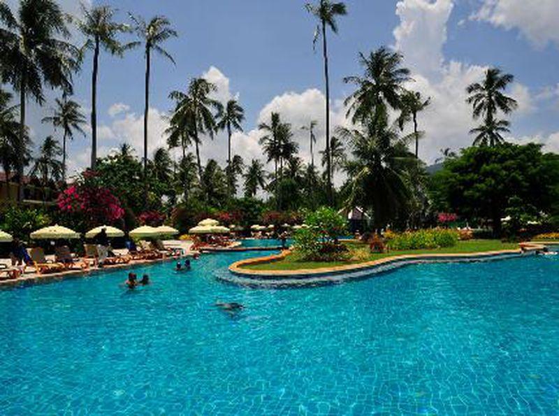 Hotel Duangjitt Resort