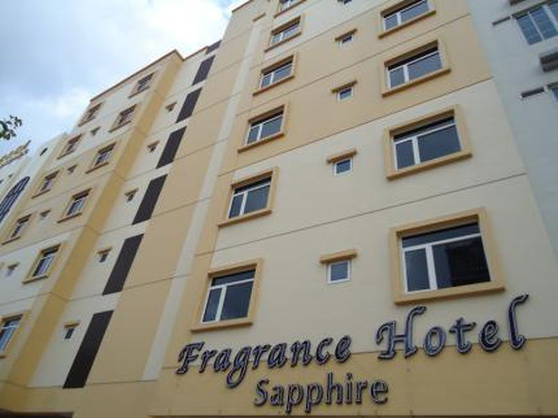 Hotel Fragrance Sapphire