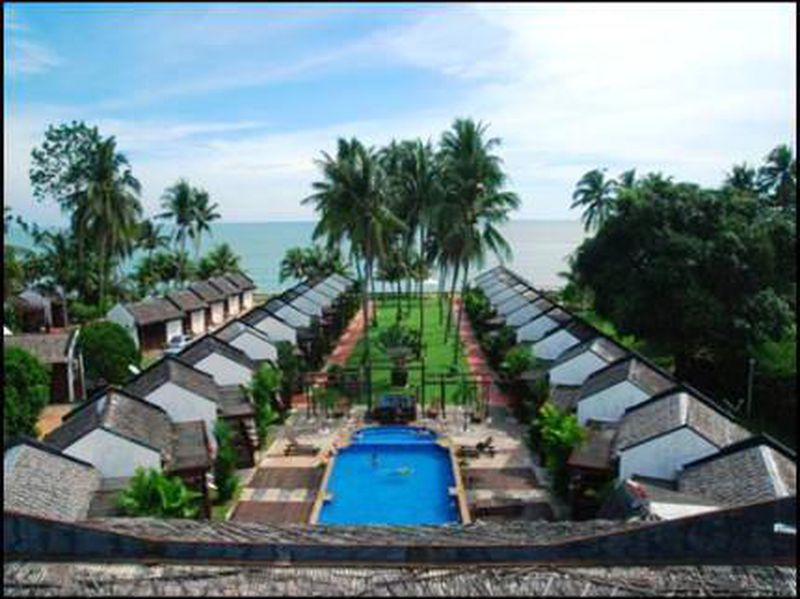 Hotel Shahs Beach Resort