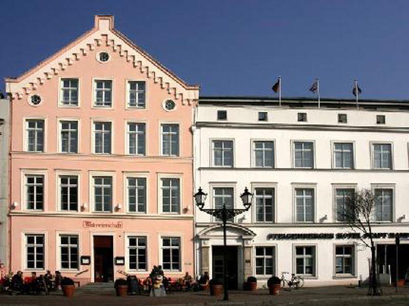 Hotel Steigenberger Stadt Hamburg