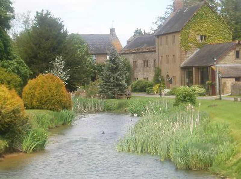 Hotel Haselbury Mill