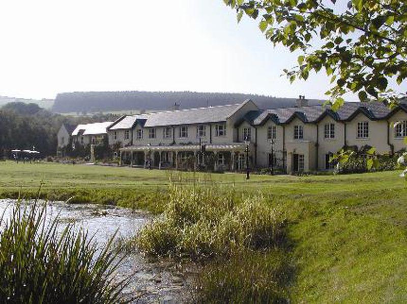 Hotel BrookLodge & Wells Spa