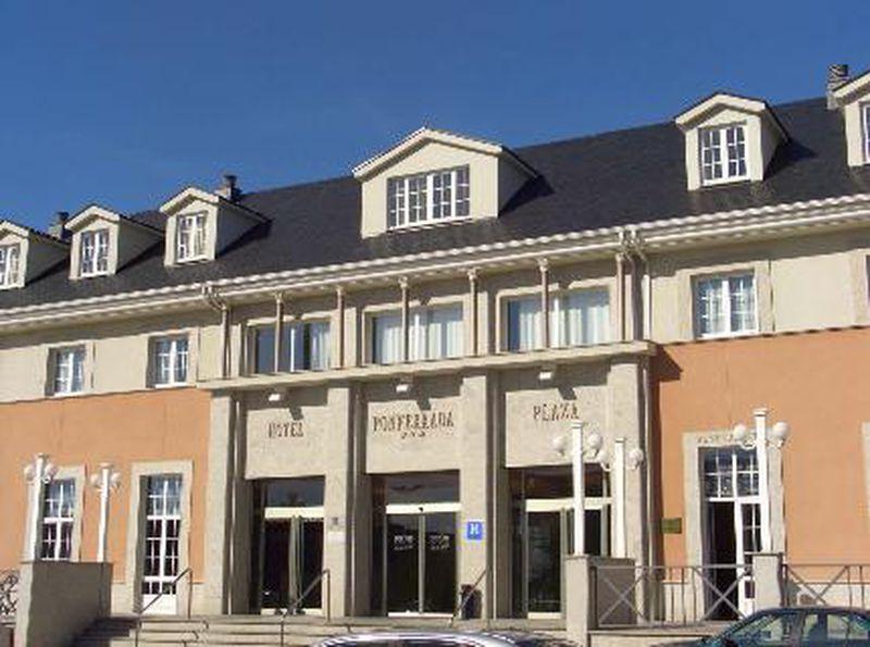 Hotel Ponferrada Plaza