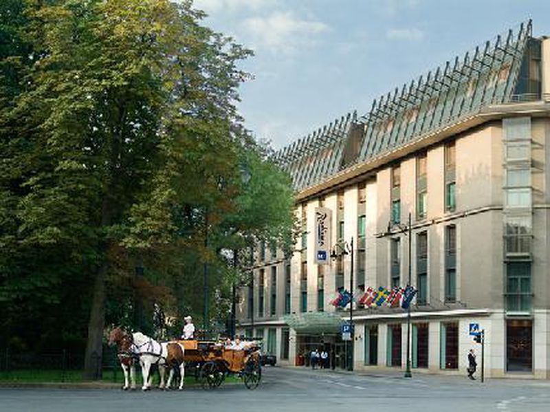 Hotel Radisson Blu Krakow